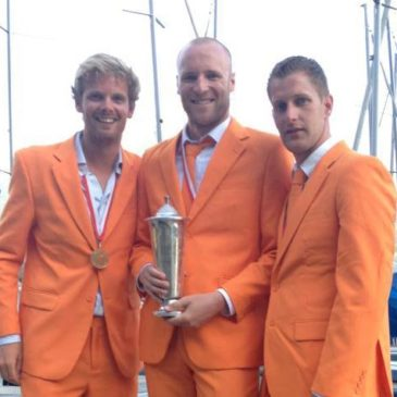 The Dutch Dominate the Worlds