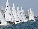The Yngling Class submits to ISAF to keep keelboats in the Olympics