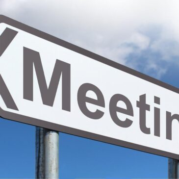 News from the AGM 2020